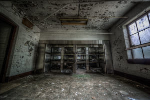 open morgue
