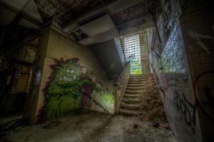 stair monster