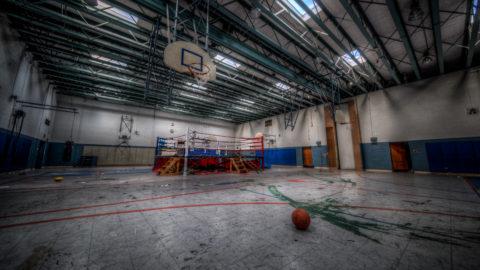 Boxing Gym School